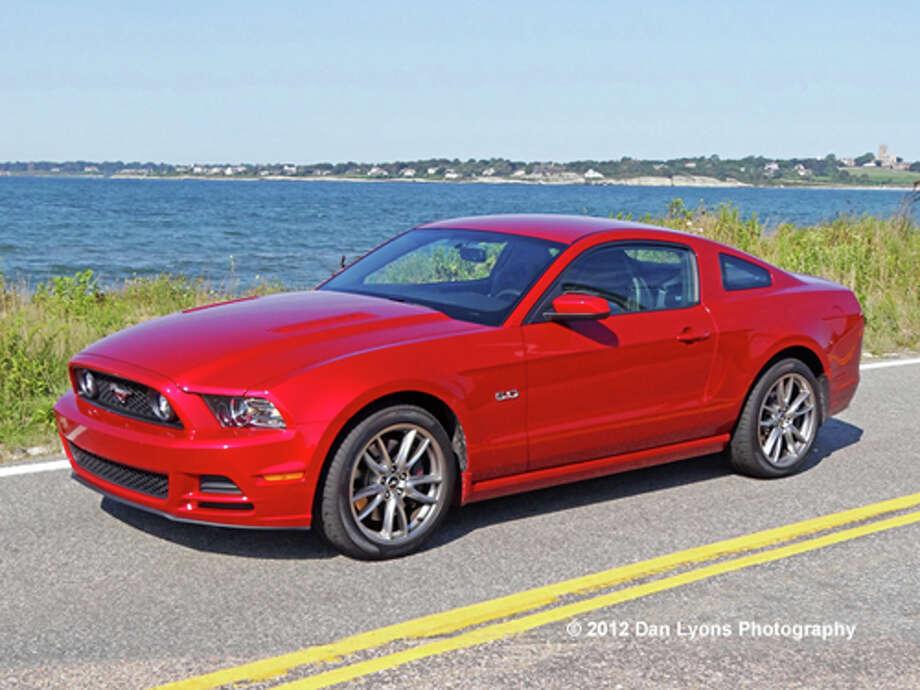2013 Ford Mustang GT (photo By Dan Lyons) / Copyright: Dan Lyons