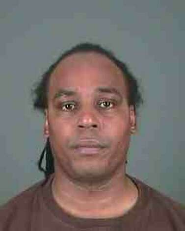 Troy Parker, 44, of 58 N. Amhearst Ave., Schenectady, is charged with sexual assault and robbery for attacking a woman he allegedly followed  home near Lark Street and then confronted in the vestibule of her home. (Courtesy: Albany Police Department)