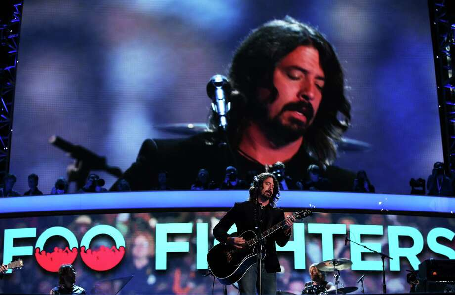 Dave Grohl of the Foo Fighters/ NirvanaNet worth:$225 million Photo: Chip Somodevilla, Getty Images / 2012 Getty Images