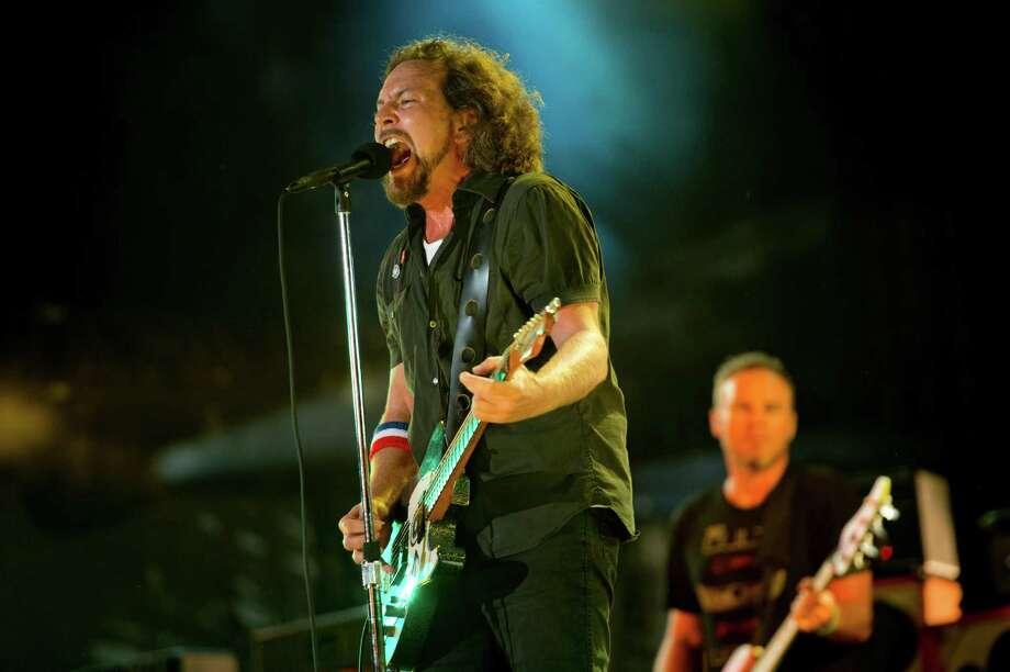 Pearl Jam's Eddie VedderNet worth: $80 million Photo: Drew Gurian, Associated Press / Invision