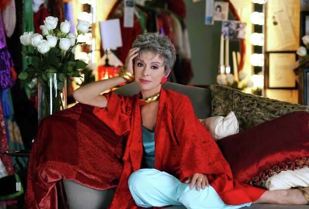Rita Moreno will appear at a fundraising gala for the Guadalupe Cultural Arts Center. Photo: Courtesy Judy Katz