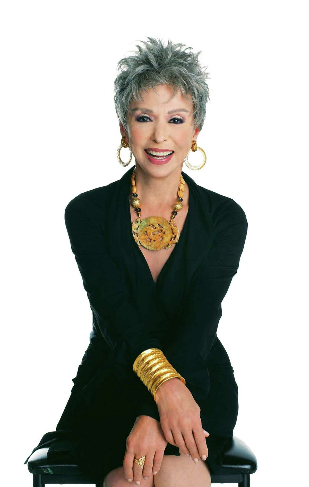 Rita Moreno will be featured at