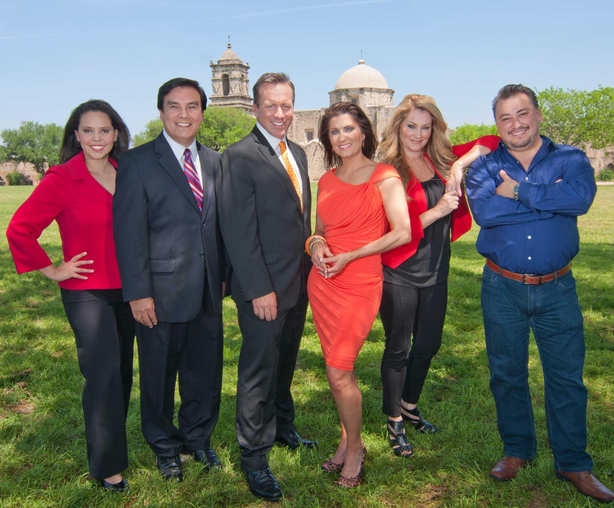 Jakle: Viewers notice co-anchors' changes - San Antonio