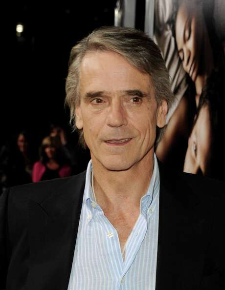 Jeremy Irons Photo: Kevin Winter / 2012 Getty Images