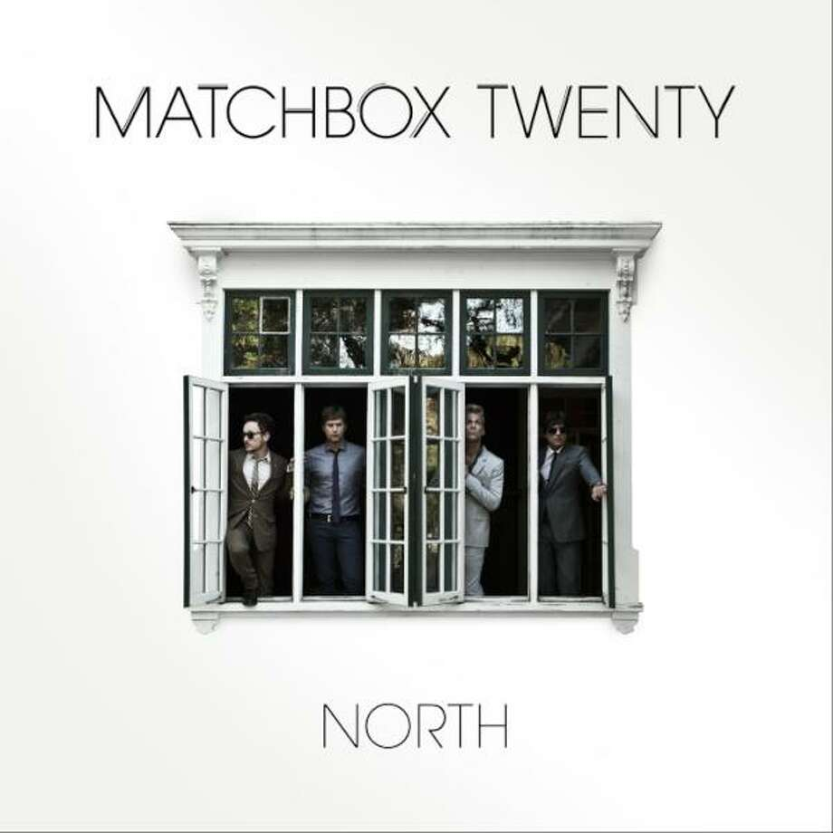 """North"" by matchbox twenty Photo: Columbia Records"