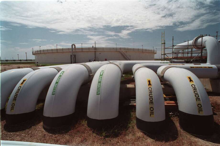 Tapping the Strategic Petroleum Reserve could lower prices:  This is obviously not true. President Barack Obama tapped the reserve, and drivers barely noticed a difference. Photo: E. Joseph Deering, Houston Chronicle / Houston Chronicle
