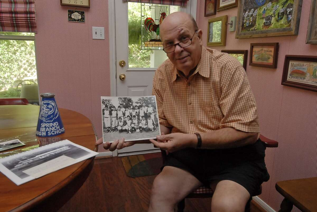 Spring Branch in the early 1950s was a close-knit community with small farms and its own culture that included the Spring Branch Lions Club youth league, which included the Jones Apothecary Cubs, shown in this photo by longtime resident Jerry Simonton, who played first base on the squad. Some residents worried that the city of Houston was preparing to annex their area and sought to establish Spring Branch as a municipality.