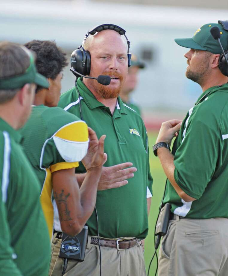 Klein Forest coach Barry AbercrombieSalary: $69,588Current as of April 2012.Source: Texas Tribune Photo: L. Scott Hainline / freelance