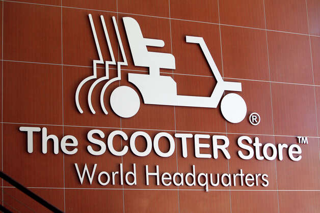 The Scooter Store has been a fixture in New Braunfels since 1991, when the seller of power wheelchairs and scooters was founded. Amid allegations of fraud, the company faces an uncertain future.  Photo: TOM REEL, SAN ANTONIO EXPRESS-NEWS / treel@express-news.net