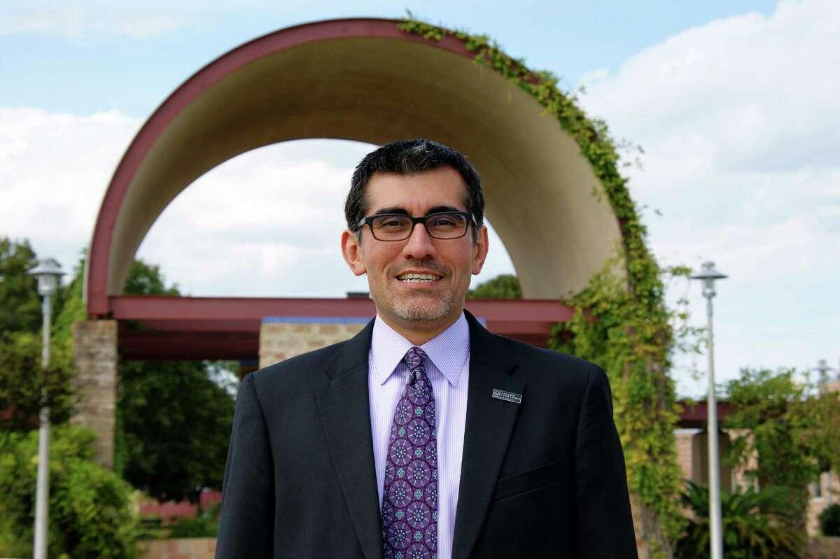 Palo Alto College President Ruben Michael