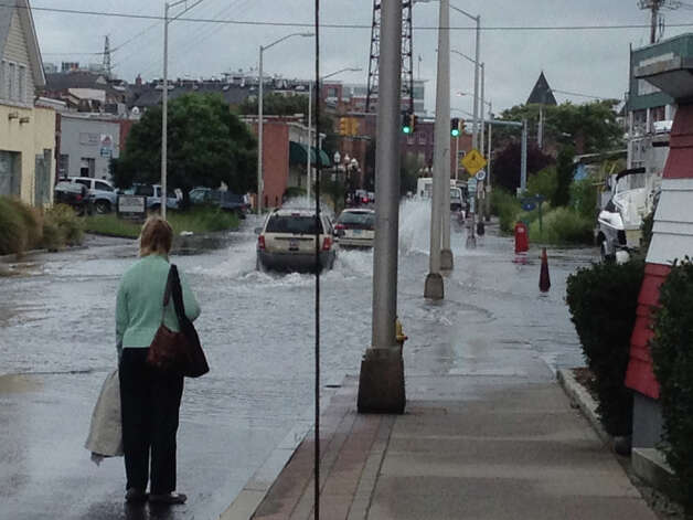 Water Street in Norwalk. Photo: Contributed