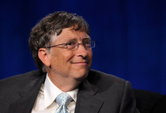 Bill Gates -- I'm voting yes on Initiative 1631, the fee on greenhouse gas emissions