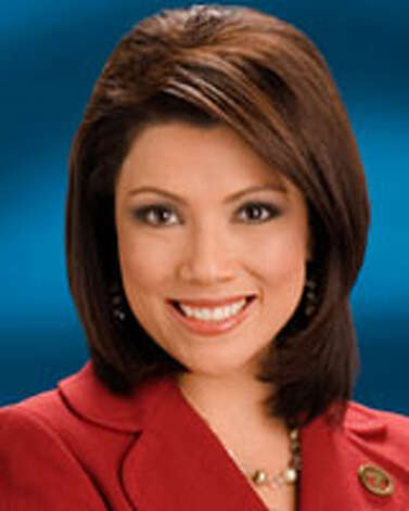 First pic of Elsa Ramon when she started at WOAI in 2008