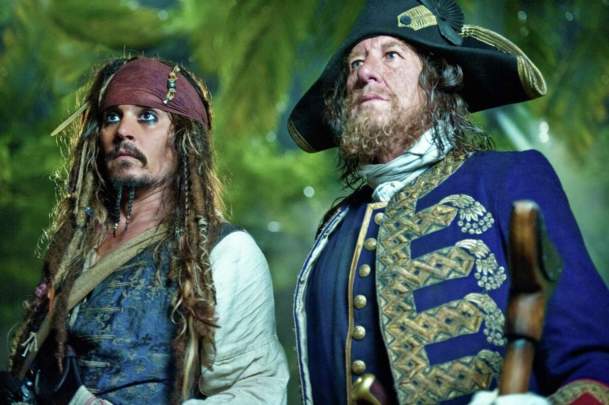 Well, me hearties, Captain Jack Sparrow is arguably the most popular pirate characterization in recent years, and Captain Hector Barbossa lead the way through the