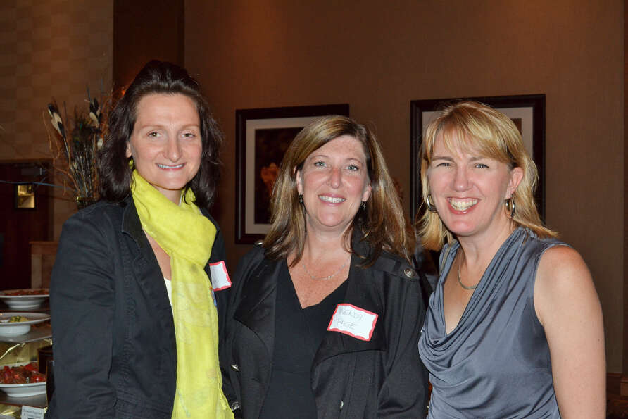 Were you Seen at the Women@Work 'Going Up?' event at Angelo's Prime Bar & Grill in Clifton Park on T