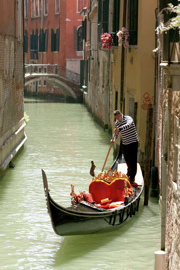 Cross any bridge in Venice, and you never know what you'll see. Photo: Dominic Bonuccelli, Ricksteves.com