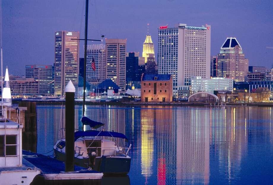 No. 3 - Baltimore  Photo: C