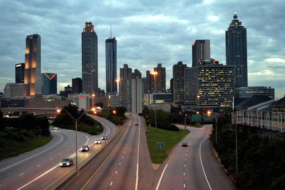 No. 5 - Atlanta Photo: C