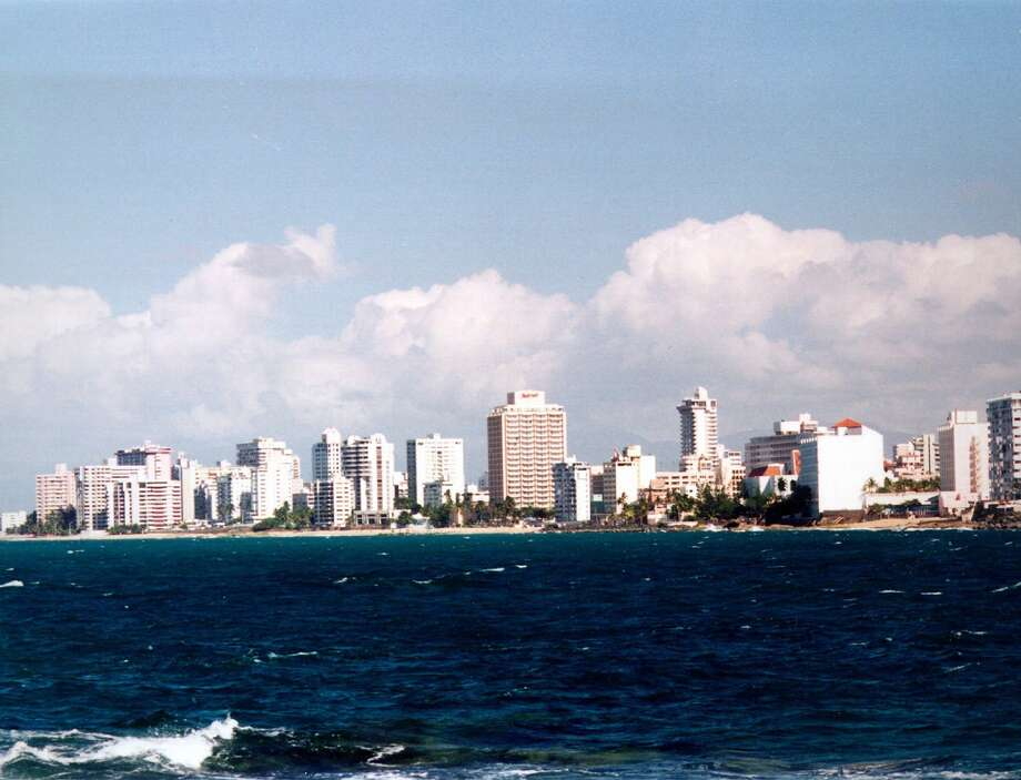 No. 15 - San Juan, Puerto Rico  Photo: C