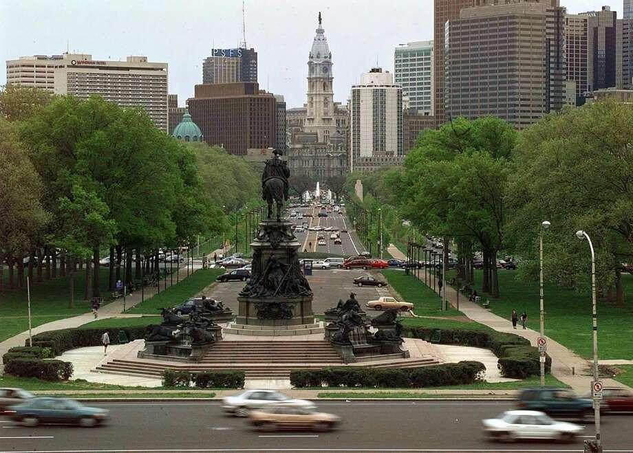 No. 6 - Philadelphia  Photo: C