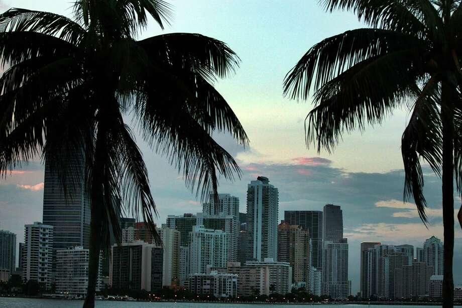 No. 8 - Miami  Photo: Joe Raedle, C / 2010 Getty Images