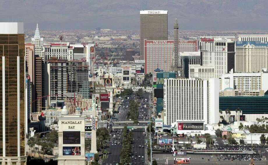 No. 13 - Las Vegas Photo: C
