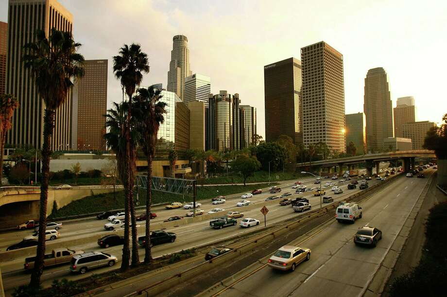 No. 4 - Los Angeles  Photo: David McNew, C / 2008 Getty Images