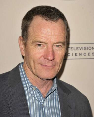 "Bryan Cranston of ""Breaking Bad"" says he loved Barney on  ""The Andy Griffith Show.""  Photo: File Photo, Associated Press / Invision"