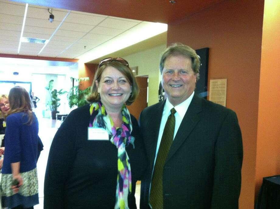 Sadler at texas democratic women convention (sadlerforsenate.com)