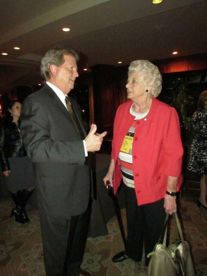 Paul Sadler with Rosa Walker  (sadlerforsenate.com)