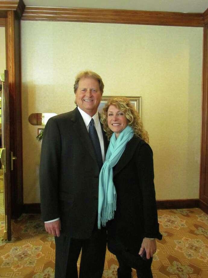 Sadler with Wendy Davis (sadlerforsenate.com)
