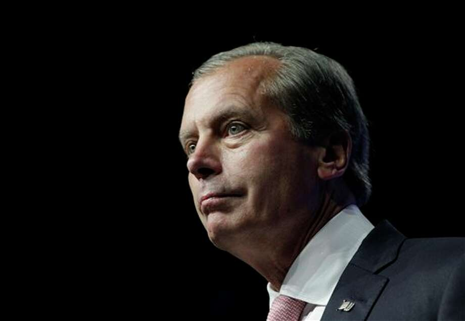 "A spokesman says David Dewhurst is ""shocked"" over the allegations."