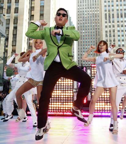 "PSY's ""Gangnam Style"" is the craze that just won't die, but should. No seriously, die ""Gangnam Style.""  Photo: Jason DeCrow, Associated Press / Invision"