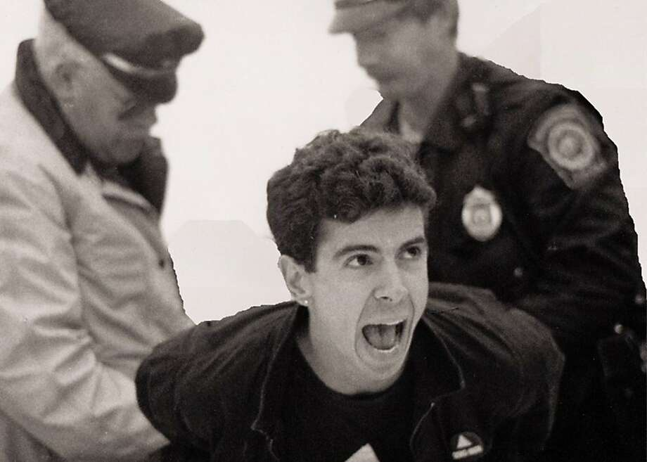 Former bond trader Peter Staley became a protester with ACT UP during the early years of AIDS. Photo: William Lucas Walker, Sundance Selects