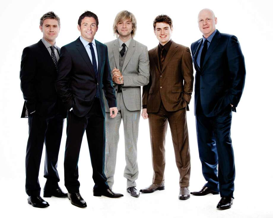 Celtic Thunder will perform Friday, Sept. 28, in Wallingford. Photo: Contributed Photo