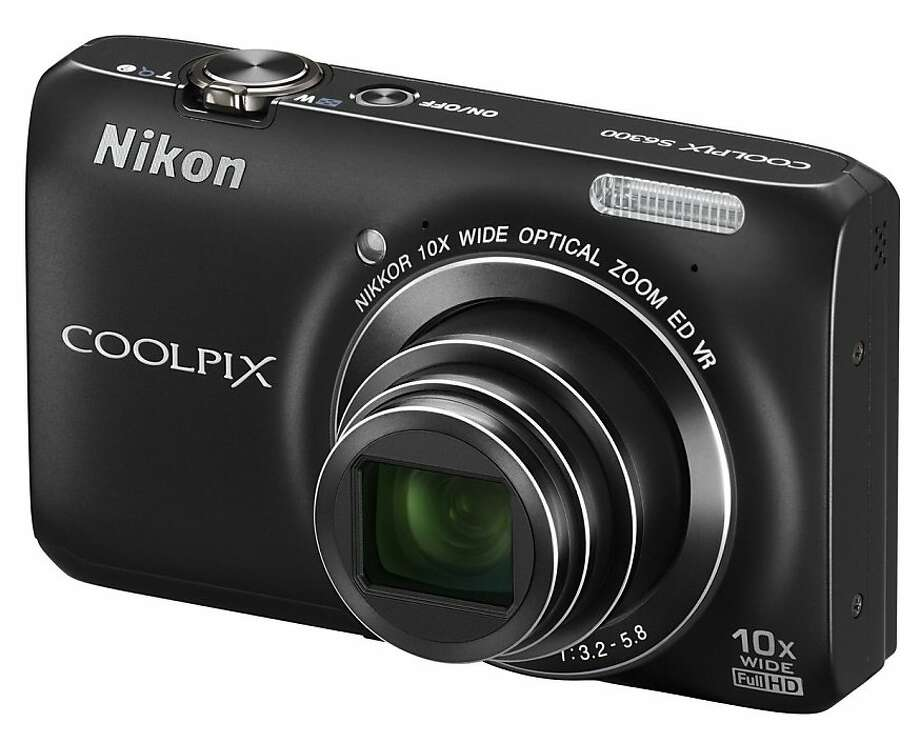 Nikon Coolpix S6300 Photo: Nikon