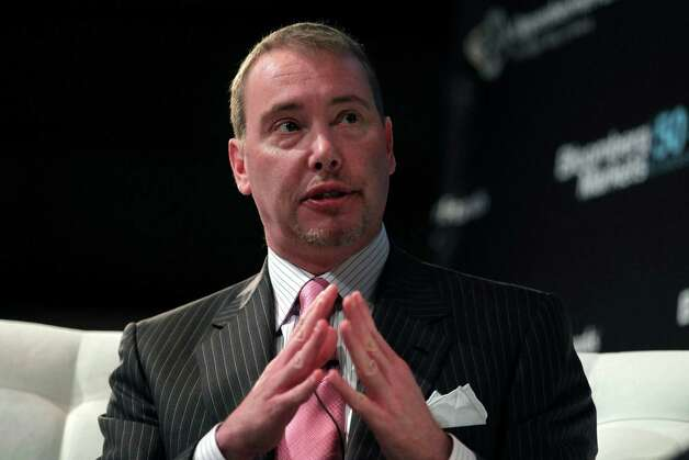 Jeffrey Gundlach, chief executive officer of DoubleLine Capital LP, speaks at the Bloomberg Markets 50 Summit in New York, U.S., on Thursday, Sept. 13, 2012. The conference brings together the world's most influential leaders in finance, business and government to discuss the global economy. Photographer: Jin Lee/Bloomberg *** Local Caption *** Jeffrey Gundlach Photo: Jin Lee, Bloomberg / © 2012 Bloomberg Finance LP