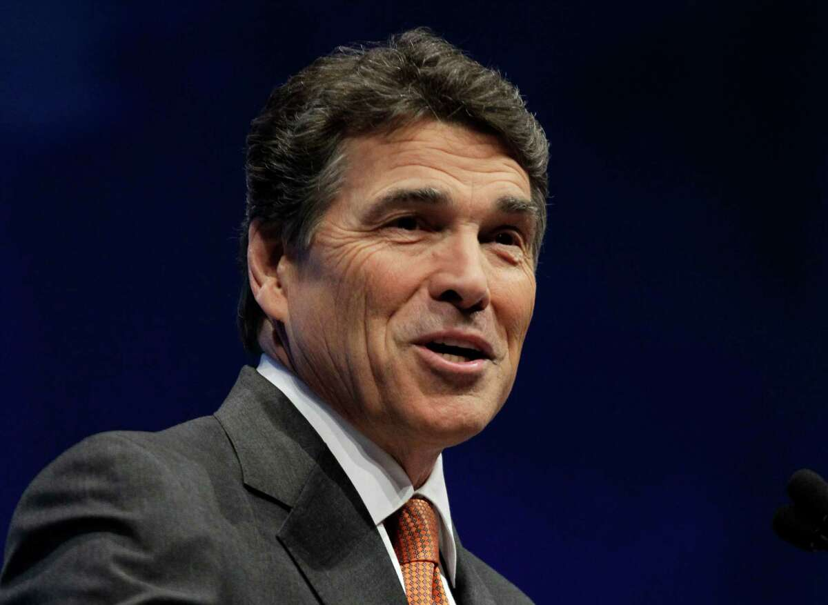 Gov. Rick Perry says stem-cell science