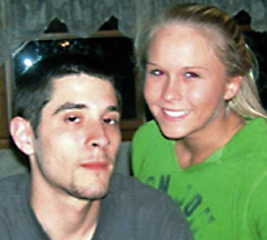 David Servin and Ashlie Krakowski were killed killed in an accident involving Milford Police Officer Jason Anderson in 2009. Photo: Contributed Photo, ST / Connecticut Post Contributed