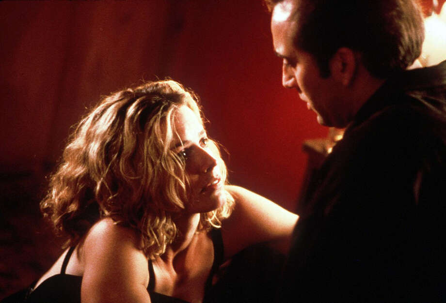 "One of the biggest hits to play at the Lumiere was 1996's ""Leaving Las Vegas,"" where Elisabeth Shue and Nicolas Cage are a hooker and hard-core drunk who fall in love. Photo: Courtesy Photo"