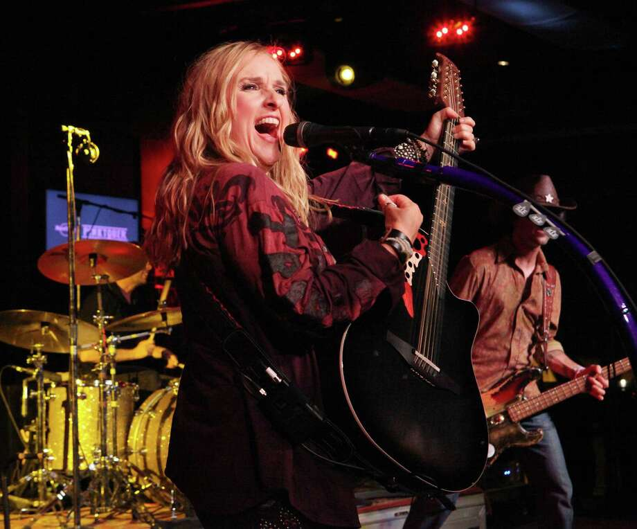 "Melissa Etheridge spoke out in favor of California's Prop 19 in 2010, telling the LA Times ""I don't want to look like a criminal to my children anymore."" Photo: Rene Macura, Rene Macura/Hard Rock International/AP"