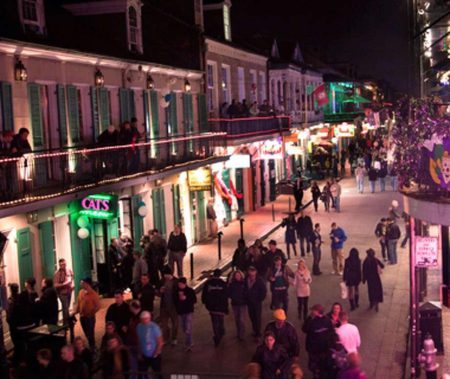 No. 7: New Orleans, LouisianaRecreational Activities rank:11Food & Entertainment rank:3Rest & Relaxation rank:29Weather rank:35 Photo: Ellen Isaacs / Alamy, Alamy / © Ellen Isaacs / Alamy