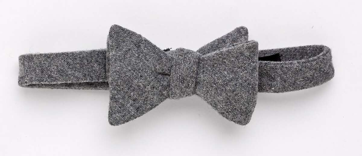 Bowties from Tasty Ties is seen on Friday, Sep. 14, 2012 in San Francisco, Calif.