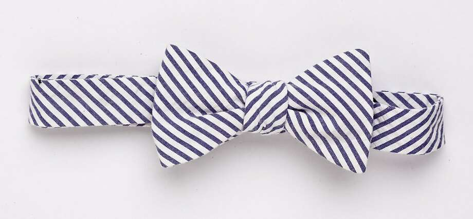 Bowties from Tasty Ties is seen on Friday, Sep. 14, 2012 in San Francisco, Calif. Photo: Russell Yip, The Chronicle