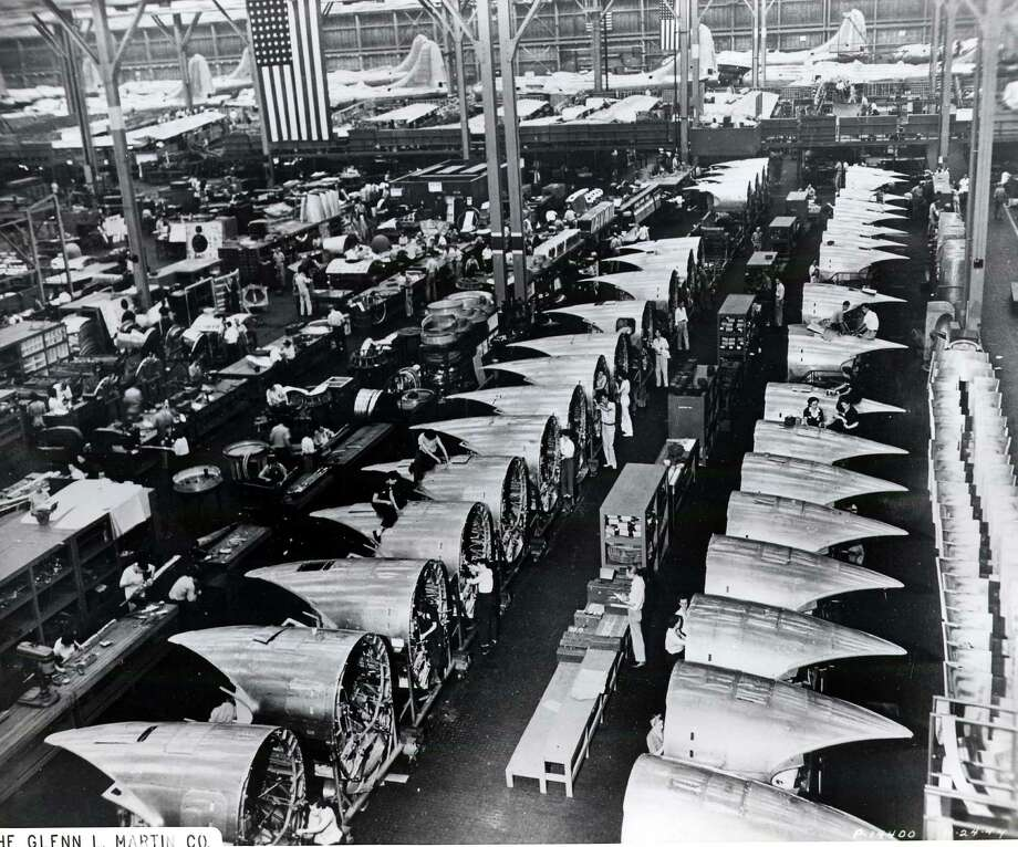 Boeing built a total of 2,766 B-29s at plants in Wichita, Kan., and Renton. Bell Aircraft Co. built 668 B-29s in Georgia and the Glenn L. Martin Co. built 536 in Nebraska. Production ended in 1946. Photo: National Museum Of The U.S. Air Force
