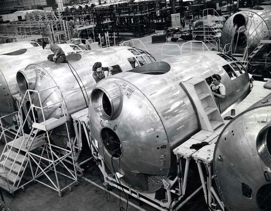 The B-29's innovations included pressurized crew areas. Photo: National Museum Of The U.S. Air Force