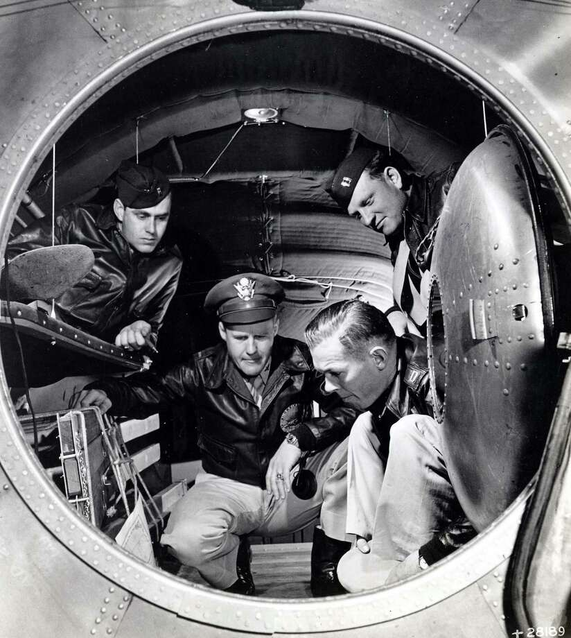 The B-29 could carry a crew of 10. Photo: National Museum Of The U.S. Air Force