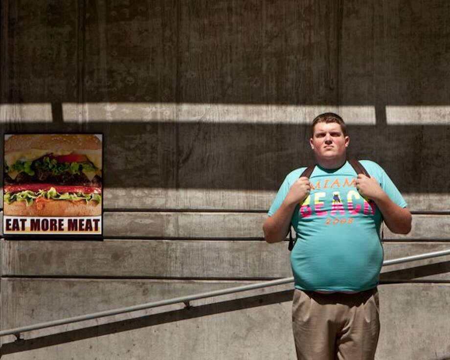 """FAT KID RULES THE WORLD"""