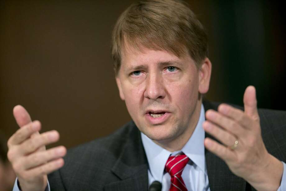 Consumer Financial Protection Bureau Director Richard Cordray. Photo: Andrew Harrer, Bloomberg