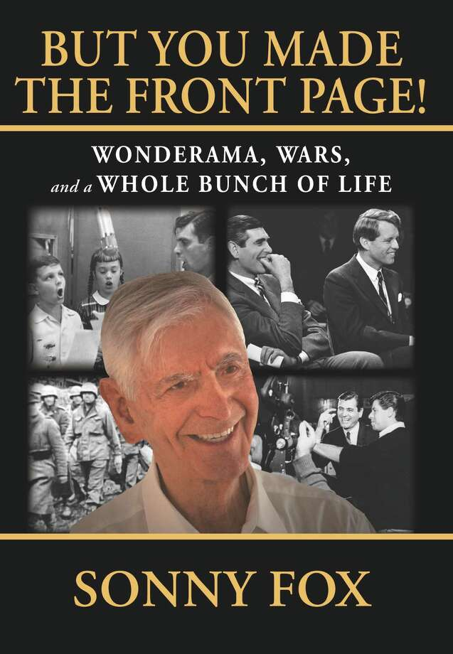 "Television host and producer Sonny Fox will be in the area for several talks in support of his new memoir, ""But You Made the Front Page!: Wonderama, Wars and a Whole Bunch of Life."" He will be at the Westport (Conn.) Public Library on Sunday, Sept. 23, 2012, at 2 p.m., and will speak later at Curtain Call's Kweskin Theatre in Stamford at 6 p.m. Events are free. For information on the Westport appearance, call 203-291-4818 or westportlibrary.org. Visit www.curtaincallinc.com or call 203-461-6358 for the Stamford show, where reservations are encouraged. Photo: Contributed Photo"